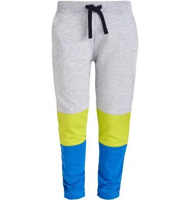 Endo - Spodnie dresowe z nadrukiem dla chłopca 9- 13 lat C81K517_1