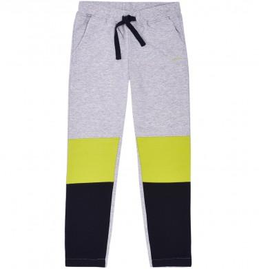 Endo - Spodnie dresowe z nadrukiem dla chłopca 9- 13 lat C81K517_2
