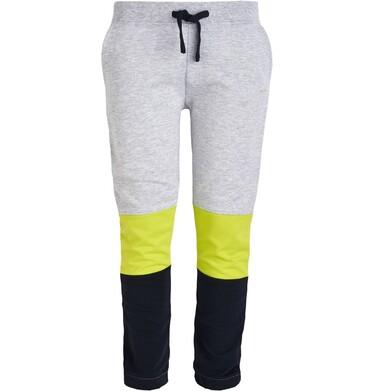 Endo - Spodnie dresowe z nadrukiem dla chłopca 9-13 lat C81K517_2