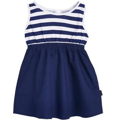 Sukienka na ramiączkach dla dziecka 0-3 lata N81H013_1
