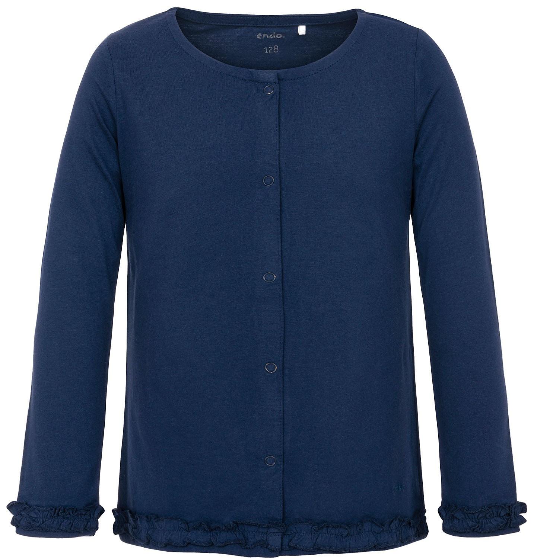 Endo - Bluza rozpinana dla dziewczynki 3-8 lat D91C005_3