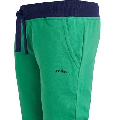 Endo - Spodnie dresowe dla chłopca 9-13 lat C81K536_1