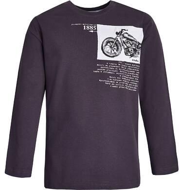 Endo - T-shirt z długim rękawem dla chłopca 9-13 lat C82G525_1
