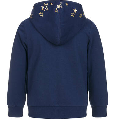Endo - Bluza rozpinana z kapturem dla dziewczynki 9-13 lat D92C518_1