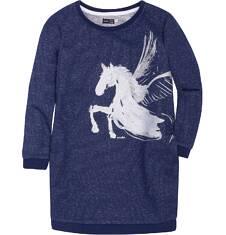 Endo - Sukienka o charakterze bluzy dla dziewczynki 9-13 lat D72H516_1