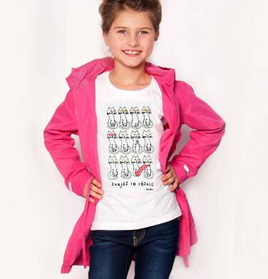 Endo - Parka dla dziewczynki 9-13 lat D81A501_2