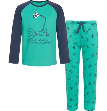 Endo - Piżama z długim rękawem dla chłopca 9-13 lat C92V507_1