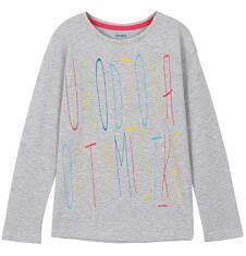 Bluzka z długim rękawem dla dziewczynki D52G160_1