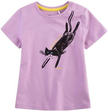 Endo - Bluzka z krótkim rękawem dla dziecka 0-3 lata N71G078_2