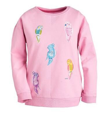 Endo - Bluza z nadrukiem dla dziewczynki 3-8 lat D81C024_1