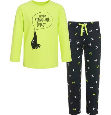Endo - Piżama z długim rękawem dla chłopca 9-13 lat C92V504_1
