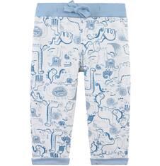 Endo - Dwustronne spodnie dla niemowlaka N61K013_1