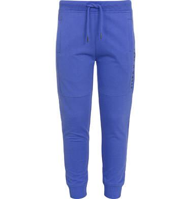 Spodnie dresowe dla chłopca, niebieskie, 9-13 lat C92K512_2