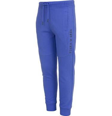 Endo - Spodnie dresowe dla chłopca, niebieskie, 9-13 lat C92K512_2