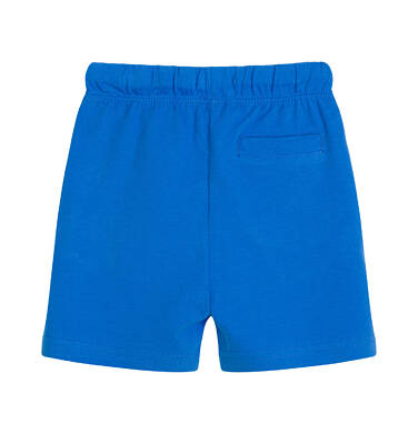 Endo - Krótkie spodenki dla dziecka do 2 lat, niebieskie N03K007_2