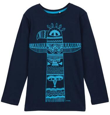 Endo - T-shirt z długim rękawem dla chłopca 3-8 lat C62G059_1