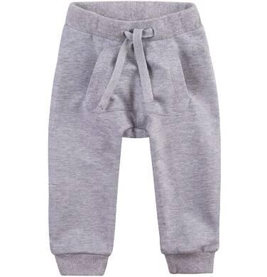 Endo - Spodnie dresowe z obniżonym krokiem dla dziecka 0-3 lata N71K022_1
