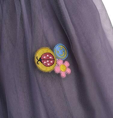 Endo - Tiulowa spódnica dla dziewczynki 3-8 lat D81J025_1