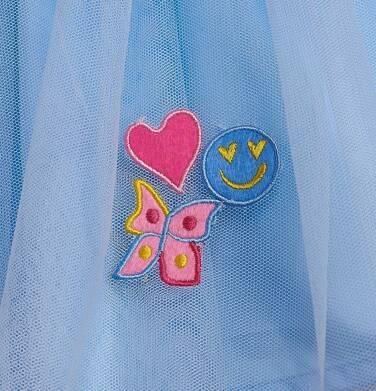 Endo - Tiulowa spódnica dla dziewczynki 3-8 lat D81J025_2