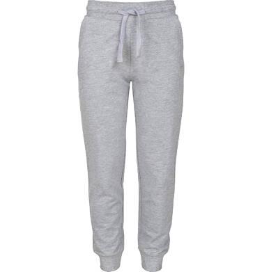 Spodnie dresowe długie dla dziewczynki 3-8 lat D91K046_3