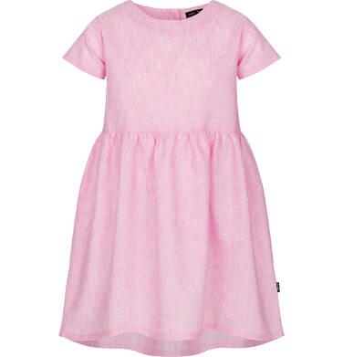 Sukienka z krótkim rękawem dla dziewczynki 3-8 lat D91H055_1