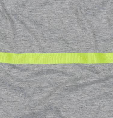 Endo - Przejściowa kurtka parka dla chłopca, z odblaskami, zielona, 9-13 lat C03A501_2,8