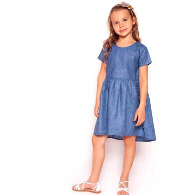 Endo - Sukienka z krótkim rękawem dla dziewczynki 2-8 lat D91H055_2