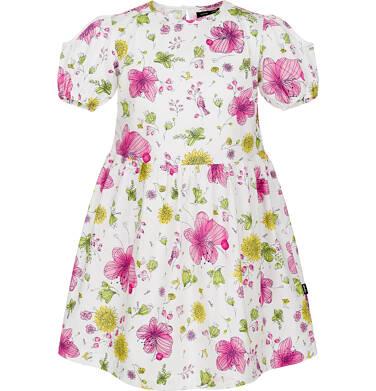 Sukienka z krótkim rękawem dla dziewczynki 2-8 lat D91H060_1