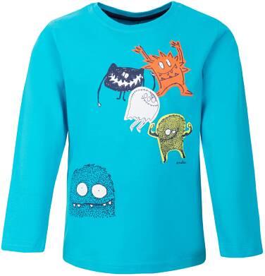 Endo - T-shirt z długim rękawem dla chłopca 3-8 lat C82G107_1