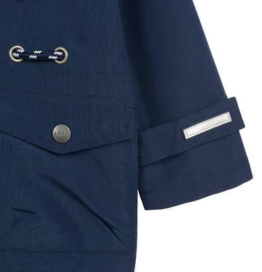 Endo - Przejściowa kurtka dla dziecka do 2 lat, z odblaskami, granatowa N03A001_1,5