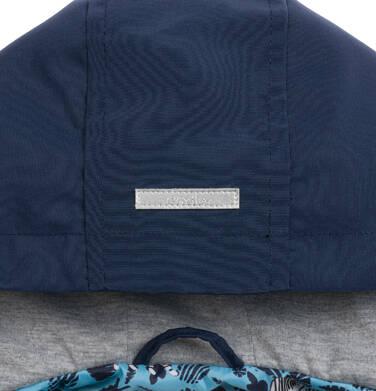 Endo - Przejściowa kurtka dla dziecka do 2 lat, z odblaskami, granatowa N03A001_1,6