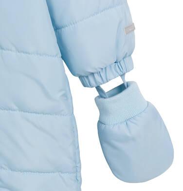 Endo - Kombinezon dla małego dziecka, z misiem, błękitny N04A001_1,5