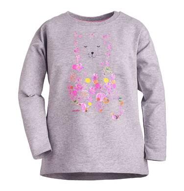 Endo - Bluza z wydłużonym tyłem dla dziewczynki 3-8 lat D81C025_1