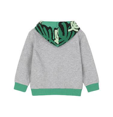 Endo - Bluza z kapturem dla dziecka 0-3 lata N91C013_1