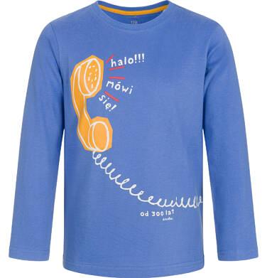 Endo - T-shirt z długim rękawem dla chłopca 9-13 lat C92G620_1