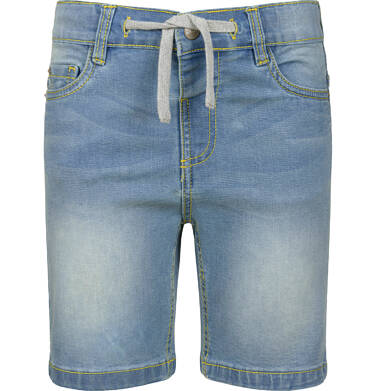 Endo - Krótkie spodenki jeansowe dla chłopca, 2-8 lat C03K034_1 28