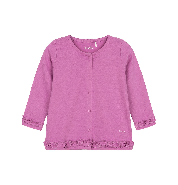 Endo - Bluza rozpinana dla dziecka 0-3 lata N91C018_2