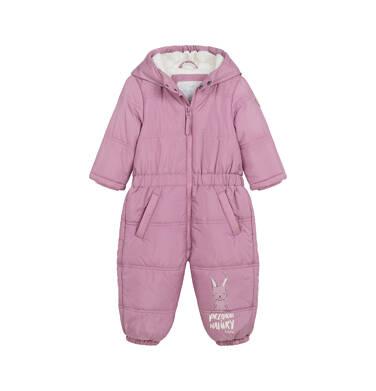 Endo - Kombinezon dla małego dziecka, z uszami, różowy N04A010_1 10