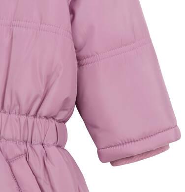 Endo - Kombinezon dla małego dziecka, z uszami, różowy N04A010_1,5
