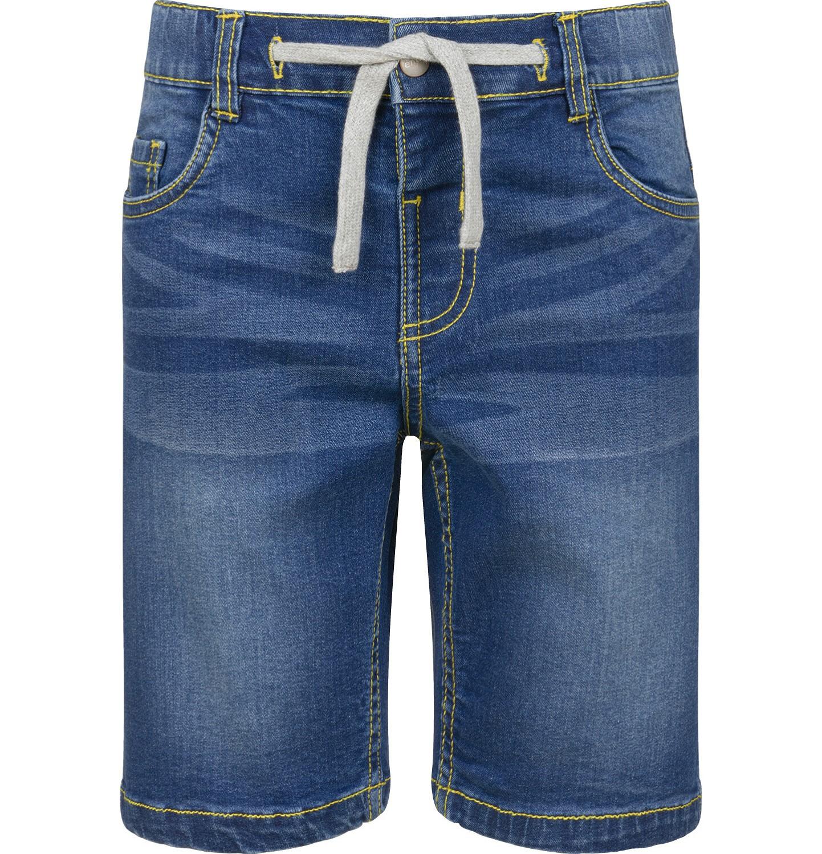 Endo - Krótkie spodenki jeansowe dla chłopca, 2-8 lat C03K034_2
