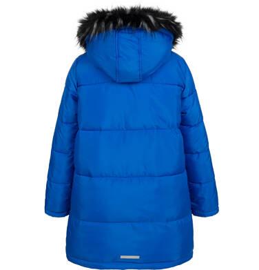 Endo - Długa kurtka zimowa dla chłopca, niebieska, 9-13 lat C04A004_1,2