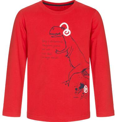 Endo - T-shirt z długim rękawem dla chłopca 9-13 lat C92G518_2