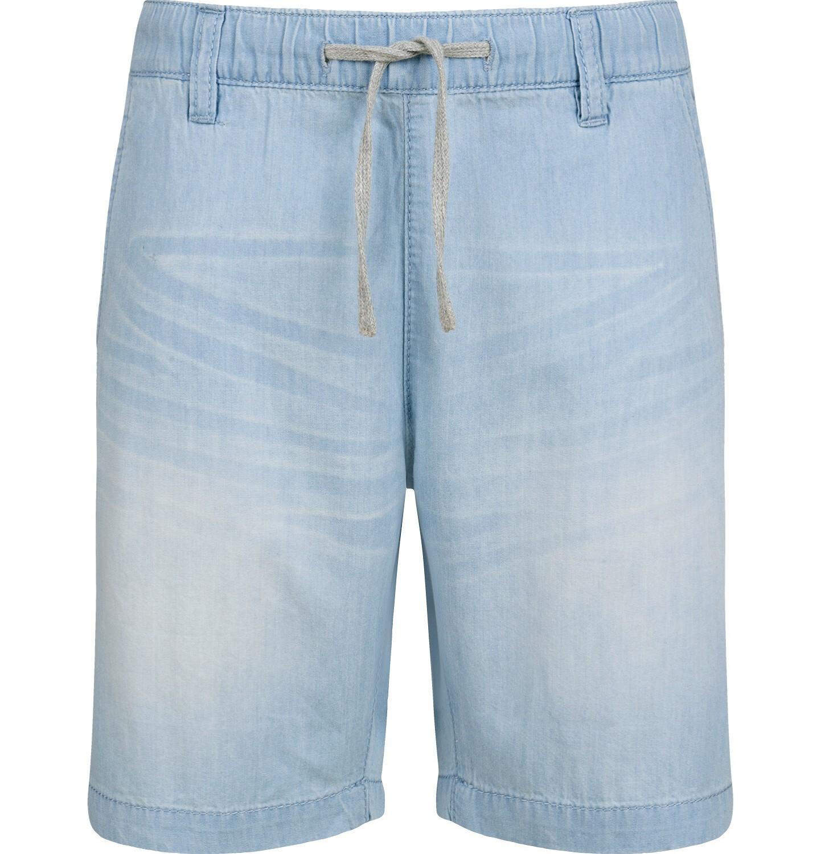 Endo - Krótkie spodenki jeansowe dla chłopca, 2-8 lat C03K035_1