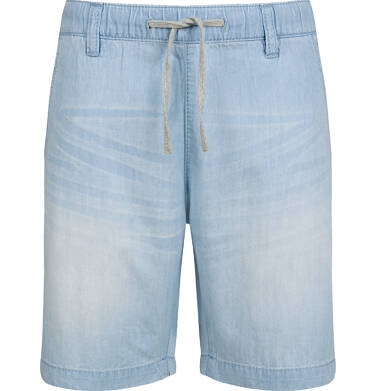 Endo - Krótkie spodenki jeansowe dla chłopca, 2-8 lat C03K035_1 36