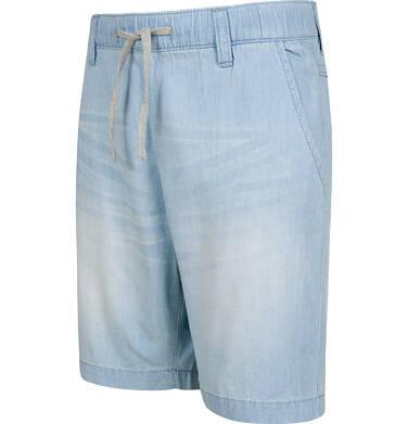 Endo - Krótkie spodenki jeansowe dla chłopca, 2-8 lat C03K035_1,2