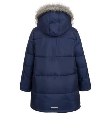 Długa kurtka zimowa dla chłopca, granatowa, 9-13 lat C04A004_3