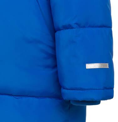 Endo - Długa kurtka zimowa dla chłopca, niebieska, 2-8 lat C04A014_1,5