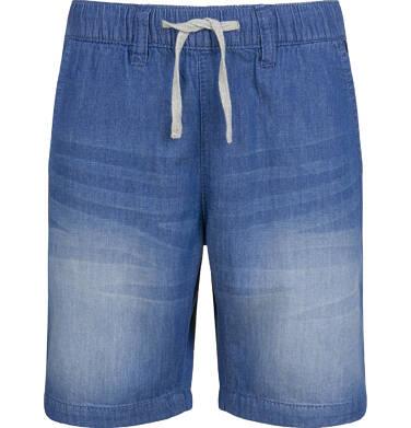 Krótkie spodenki jeansowe dla chłopca, 2-8 lat C03K035_2