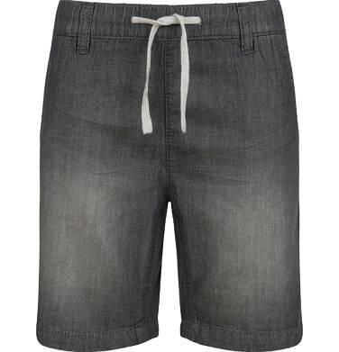 Endo - Krótkie spodenki jeansowe dla chłopca, 2-8 lat C03K035_3