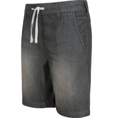 Endo - Krótkie spodenki jeansowe dla chłopca, 2-8 lat C03K035_3,2